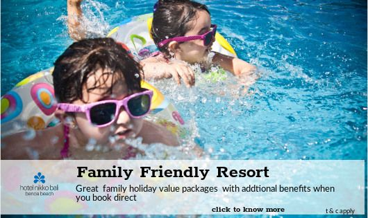 Family Holiday Package at Deluxe Category